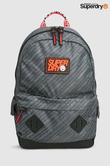 Superdry Dark Grey Montana Backpack