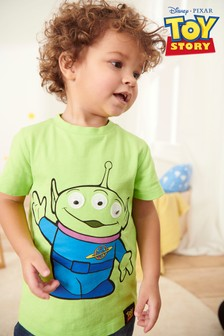 Toy Story Alien Googly Eyes T-Shirt (3mths-8yrs)