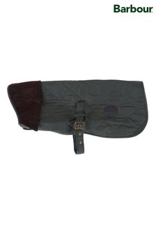 Barbour® Dog Olive Quilted Dog Coat