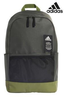 adidas Grey/Khaki Urban Backpack