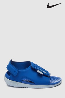 Nike Blue Sunray Adjust Infant Sandals