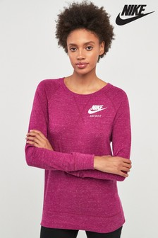 Nike Gym Berry Vintage Crew