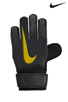 Nike Grey/Yellow Goalkeeper Glove