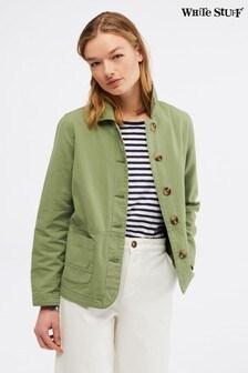 White Stuff Green Dena Utility Jacket
