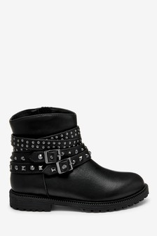 Studded Ankle Boots (Older)