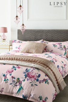 Lipsy Emma Duvet Cover And Pillowcase Set