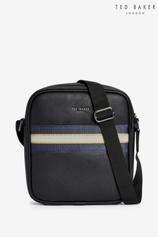 Ted Baker Black Webbing Bag