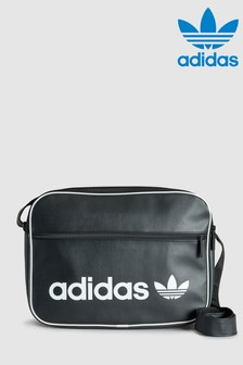 adidas Originals Black Airliner Bag