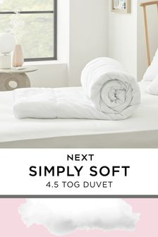 Simply Soft 4.5 Tog Duvet
