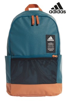 adidas Blue/Orange Urban Backpack