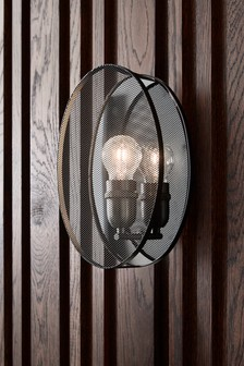 Dexter Mesh Wall Light