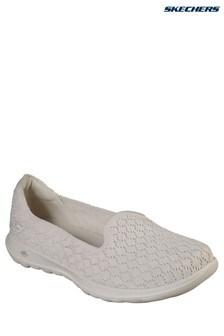 Skechers® Natural Go Walk Lite Daisy Shoe