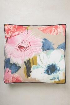 Edinburgh Weavers Nikita Floral Cushion