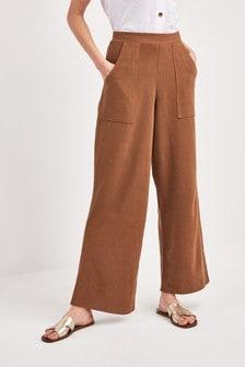Utility Linen Trousers