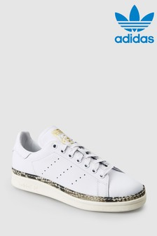Buty zapinane na rzepy adidas Originals Stan Smith