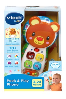 VTech Peak And Play Phone