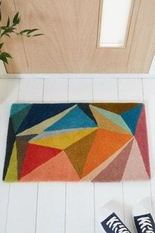 Spliced Bright Doormat
