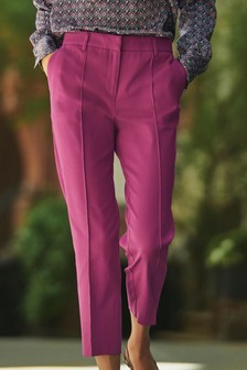Cotton Rich Capri Trousers