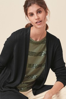 Sequin Stripe T-Shirt
