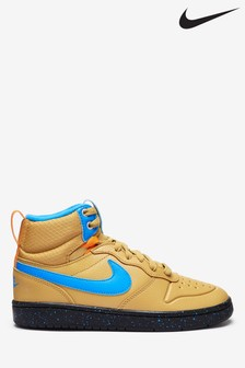 Nike Court Borough Mid 2 Youth Boots
