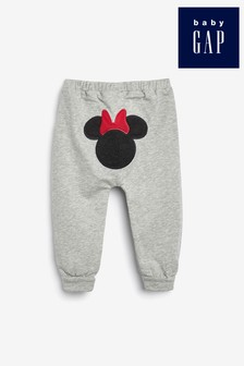 Gap Grey Disney™ Minnie Mouse™ Joggers