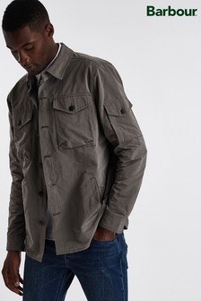Barbour® Olive Seaton Overshirt