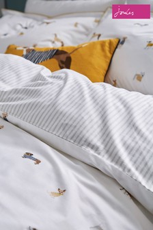 Joules Harbour Dogs Pillowcases