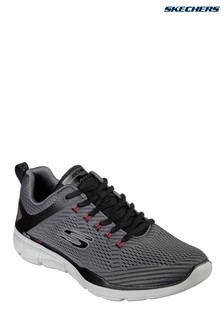 Skechers® Charcoal Grey Equalizer 3.0 Trainer