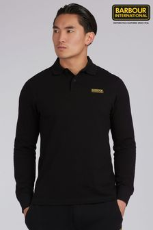 Barbour® International Long Sleeve Polo Shirt