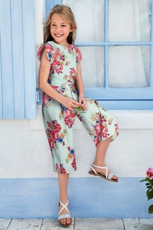 Print Playsuit (3-16yrs)