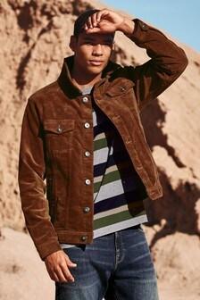 Cord Western Jacket