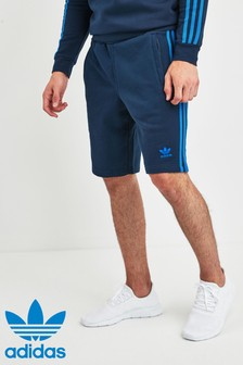adidas Originals Navy 3 Stripe Short