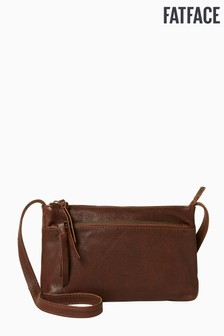 FatFace Brown Emily Cross Body Bag