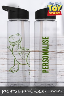 Disney™ Toy Story Personalised Rex Water Bottle