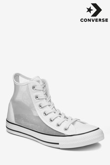 Converse See Through High Top Trainer