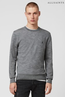 AllSaints Merino Wool Mode Jumper