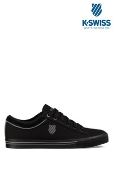 K-Swiss Black Bridgeport Trainer