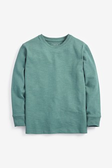 Long Sleeve Cosy T-Shirt (3-16yrs)