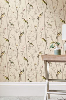 Paste The Wall Chinoiserie Wallpaper