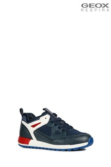 Geox Blue J Alben Shoe