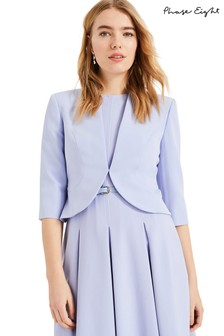 Phase Eight Blue Tammy Jacket