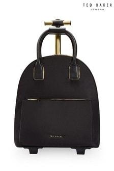 Ted Baker Black Ruffle Travel Bag