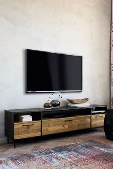Jefferson Super Wide TV Unit
