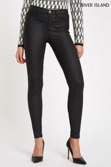 dae53a20243b7 Buy Women s leggings Jeggings Jeggings Leggings Riverisland ...