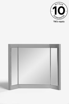 Sloane Collection Luxe Grey Dressing Table Mirror