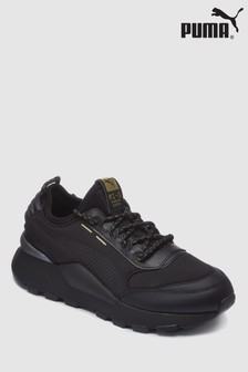 Puma® Black RS0 Junior Trainer