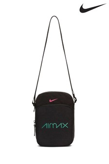 Nike Heritage Black Air Max Small Items Bag