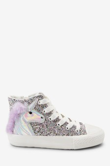 Unicorn Hi Top Trainers (Older)