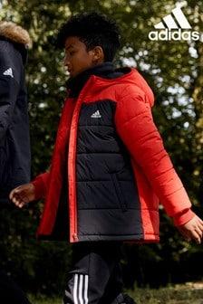 adidas Black Padded Jacket