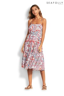Seafolly Free Spirit Midi Dress